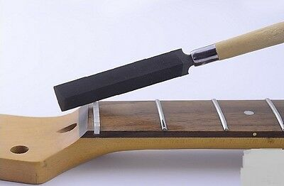 Quality File Made In Japan Luthier Tool for Guitar Bass Nut Saddle Slot Repair