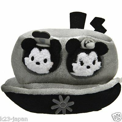 Disney D23 EXPO JAPAN 2015 MAME TSUM Steamboat Willie Mickey Minnie Set