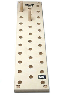 Max Gym , Climbing Hold, Training Board, Peg board climb 90cm x 20 cm +- 2cm