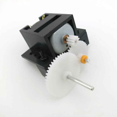 3V/6V 14500RPM 1:20 Reduction Gear Motor Box for DIY Small Technology Toy C1A