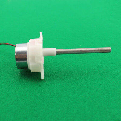 DC 1-6V Reductoin Motor 300 (Blind Hole Shaft) Low Speed Long Axis for Solar