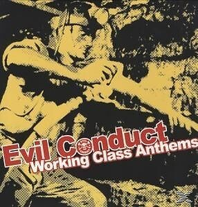 Working Class Anthems - EVIL CONDUCT [LP]