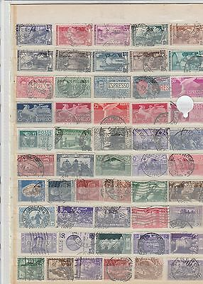 lot213 italy used stamps high cat.value