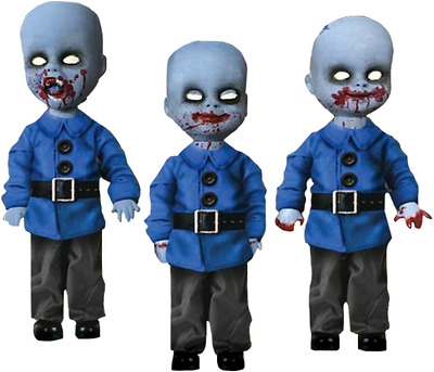 Living Dead Dolls Munchkins of Oz 3-Pack - Exclusive