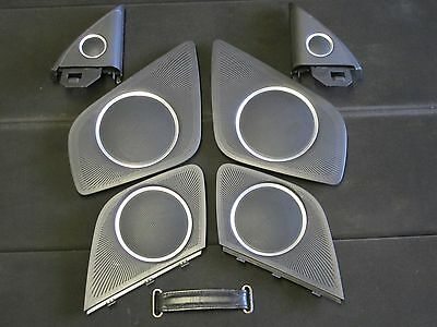 Audi A5 2 Dr Coupe - Bang & Olufsen Speaker Grilles 8T0 035 423A  8T0035423A + 5