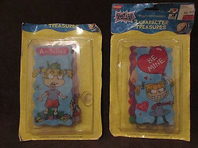 Nickelodeon Rugrats Angelica Pickles Window Decoration Hanging Sun Catcher Cling