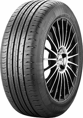 4x Sommerreifen Continental ContiEcoContact™ 5 195/55 R16 87H