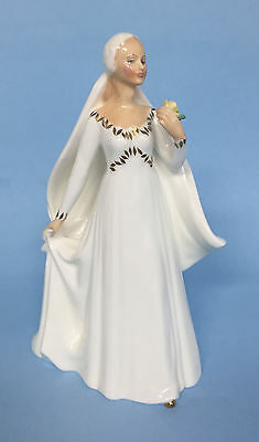 Royal Doulton Figurine - Bride Hn2873 - Discontinued