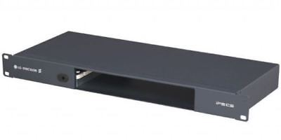 "iPECS 19"" rack mount bracket for single module"