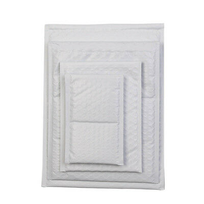 Wholesale Poly Bubble Mailers Padded Envelopes Shipping Bags Self Seal 3 Sizes