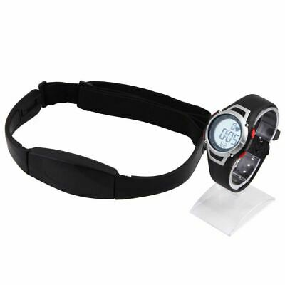 Pro Heart Rate Monitor Sport Fitness Watch With Chest Strap