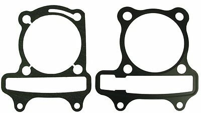 180cc CYLINDER GASKET SET FOR GY6 B-BLOCK 80.5mm DIAGONAL / 57mm BOLT SPACING