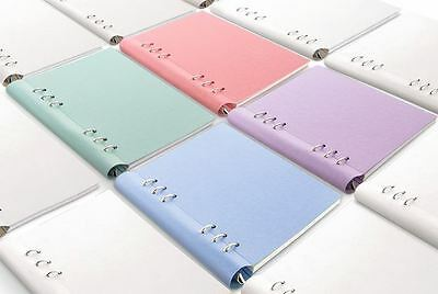 Filofax A5 Clipbook- New 2017 Pastel Collection