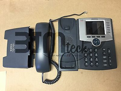 Cisco SPA525G2 VoIP IP Phone PoE Wireless Wifi 802.11G Bluetooth