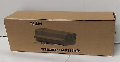 Surveillance outdoor camera housing TS-801 NEW