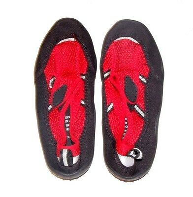 Teenage Water Socks Pool Exercise Swimming Beach Skin Wet Shoes Size L 2-3