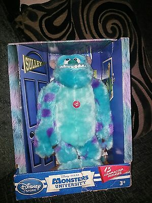 monster university scare me sulley plush toy