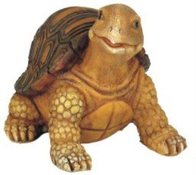"Turtle Garden Decoration Collectible Tortoise Figurine Statue 5"" x 5"" x 4"""