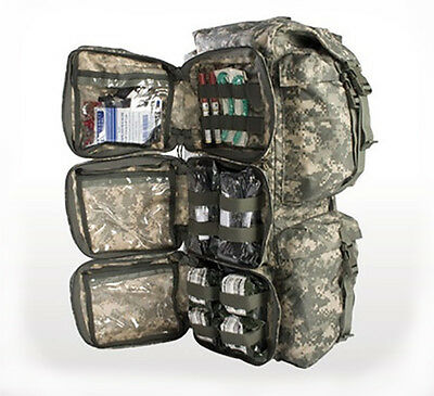 Nar Warrior Aid And Litter Kit - Walk® - Camo (30-1468)