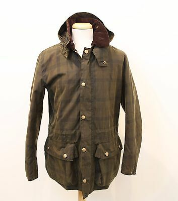 Barbour NWT Men's Beattock  Wax Hooded Jacket   Various Sizes MX1108OL51