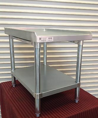 18X30 Equipment Stand NEW #2083 Griddle Hot Plate Broiler Stainless Steel Chefs
