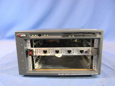 Ixia 400T Portable Chassis 30 Day Warranty