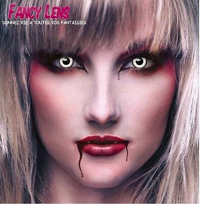 Lentilles  festives PHANTASEE FANCY LENS ONE DAY un peu de fantaisie