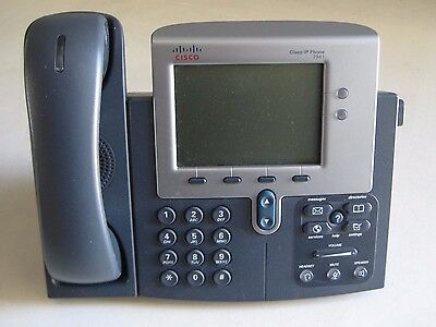 LOT OF 23 CISCO CP-7941G 7941 IP VoIP OFFICE BUSINESS PHONES WITH STANDS