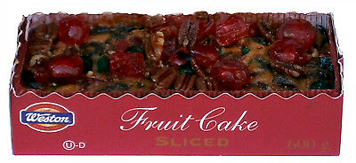 Weston Fruit Cake, Light Sliced, 600g - NEW wrapped
