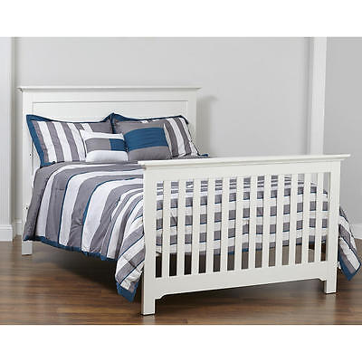 Baby Cache Chesapeake Full Size Bed Conversion Kit - White