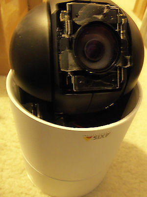 Axis 232D+ NDC PTZ IP Network Dome Security Surveillance Video Web Camera Cam