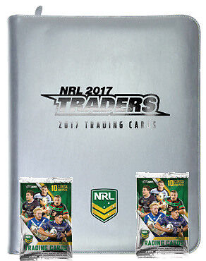 NRL 2017 Traders Album