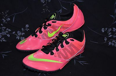 NIKE Zoom Rival S 7 Mens  Track Sprint Running Spike Shoes 616313 603 Size 10.5