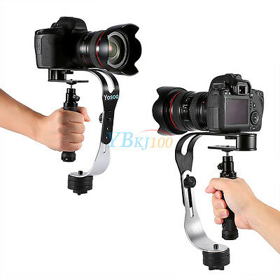 US PRO Handheld Video Stabilizer Steady Holder for Digital Camera DSLR Camcorder