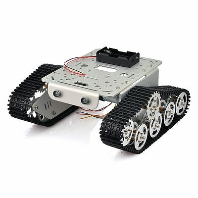 Car Tank Robot Toy Crawler Platform for Arduino Raspberry Pi DIY Projects