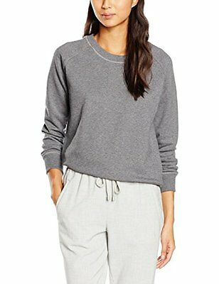 Grigio (Charcoal) (TG. Large) Whyred Angie, Felpa Donna, Grigio (Charcoal), Larg