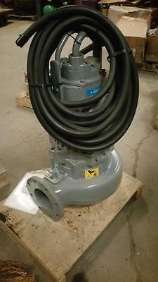 "FLYGT 16hp SUBMERSIBLE PUMP,, FS 3152 LT,,NEW 1/60-230v 6"" discharge"
