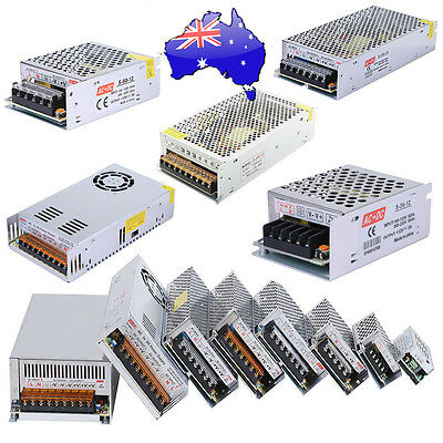 Universal 12V 5/10/15/20/25/30A/40A Switching Power Supply Driver for LED Strip