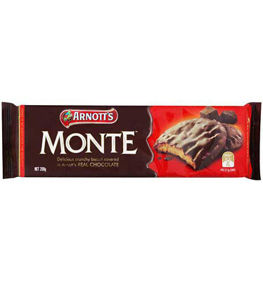 Arnotts Chocolate Monte 200g
