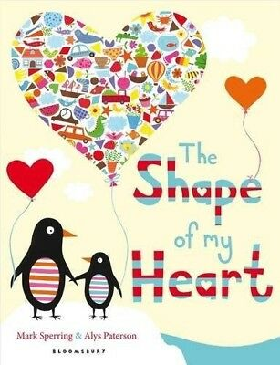 The Shape of My Heart - New Book Sperring, Mark