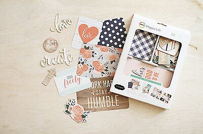 Becky Higgins Project Life Value Kit - DIY HOME by Jen Hadfield - 80 pieces