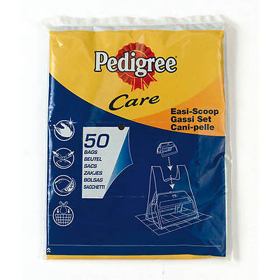 Pedigree Care Easi Scoop Easy Scoop Refill Bags 50 Pack x 14 ( 700 )