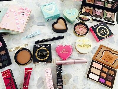 ✨New Too Faced 5 PC Makeup Lot ! Brand New ! ✨
