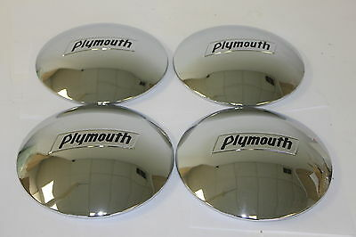 1937-1938 Plymouth Hubcaps