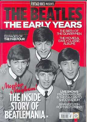 Vintage Rock Presents - The Beatles -  Early Years -Collector's Edition Magazine
