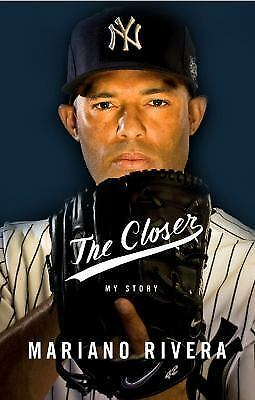 THE CLOSER - My Story - unabridged audio CD by MARIANO RIVERA New York Yankees