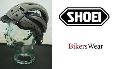 Shoei 3D Centre Pad NXR Type E Sizes Available for Size Small helmet  S9 S13 S17