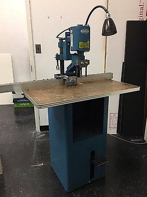 Challenge Paper Drill, Single hole punch, Model JF