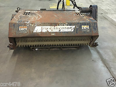 "Preparator  66"" Landscape Rake Skid Steer Attachment"