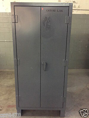 Durham Mfg. 36 x 24 x 78 Heavy Duty Storage Cabinet 5-shelf